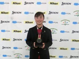 森愉生(岡山・老松小6年)