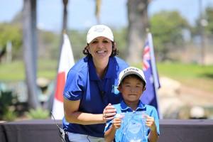 6歳以下の部男子優勝の須藤樹