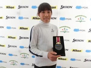 三明桜子(福岡・玄洋小6年)