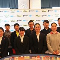 日本代表15-18歳、13-14歳